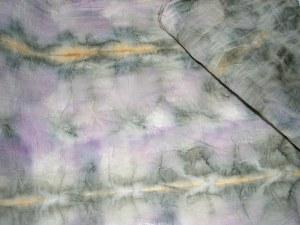 Wigelia Eco Print scarf
